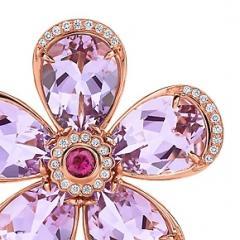 Tiffany Garden brooch