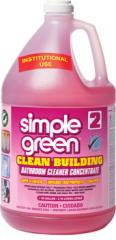 Bathroom Cleaner Concentrate, Simple Green Clean