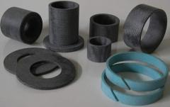 ACM, bearing composites