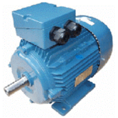 INVERTEK - Cast alloy motor