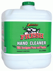 Heavy Duty Hand Cleaner, Fresh