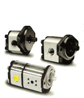 PGP 500 series hydraulic pumps