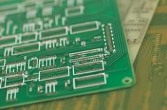 Screen printing - circuit boards