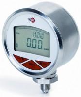 Digital pressure gauge DC400 0-5 BAR SS
