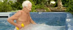 Swim Spas and Plunge Pools