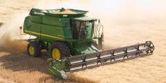 70 series STS combine harvesters