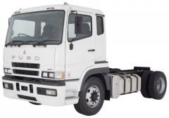 Fuso heavy duty FP 4x2 truck