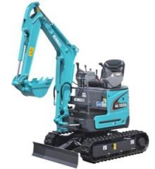 Kobelco SK10SR-2 mini excavator