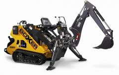 Boxer 526DX mini skid steer loader