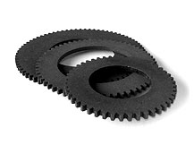 Gearcut frictions