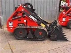 Thomas 25GT skeed steer loader