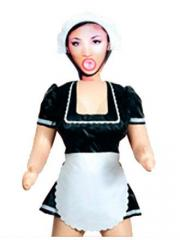 Fleur The Flirty French Maid Love Doll
