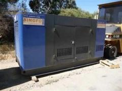 Singfo 175KVA generator