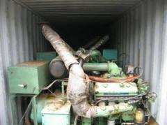 Detroit 871V portable generators