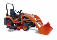 Compact Tractors, Model 18-30HP