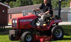 Compact Tractors, Model GC2300