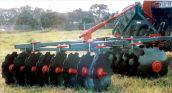 Disc Cultivating Plough