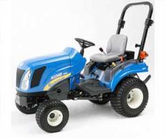 Holland Tractors, Model Boomer 1020 (20 HP)