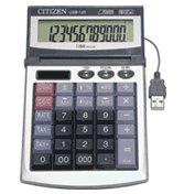 Desktop Calculator, Citizen USB- 120