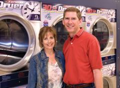 Dexter commercial express stack dryers