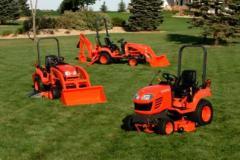 Compact Tractors