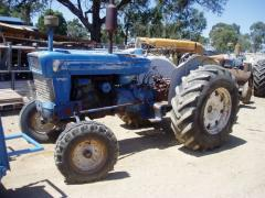 Tractor, Model Ford 5000