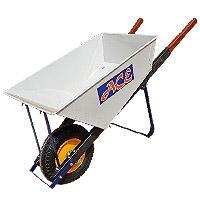Fugly square wheelbarrow
