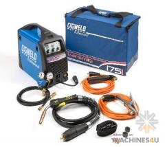 Single phase mig welders