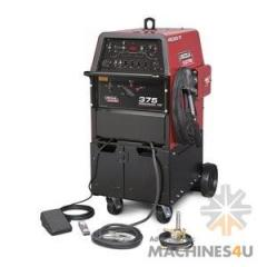 Three phase tig welders