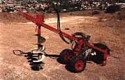 Mini auger – model 130