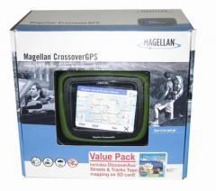 Magellan Crossover GPS Value Pack