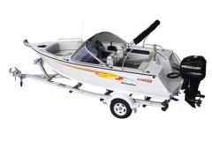 Boats, Stacer 569 EasyRider
