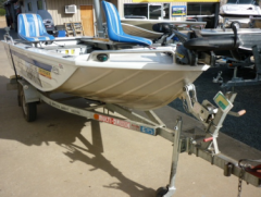 Pre Owned Boats, Quintrex 385 Explorer