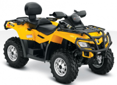 All-terrain Vehicles, Outlander MAX