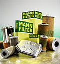 Mann-Filter for Air