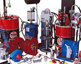 Lubricant Dispensing Equipment and Diemould Components