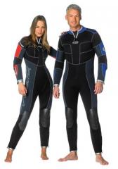 Wetsuit, Aries 7mm
