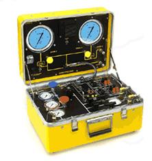 Dive Control Panels, Amron Amcommand II
