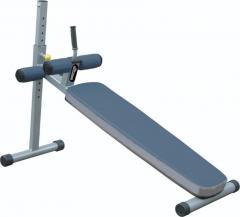 Abdominal Bench, Healthstream