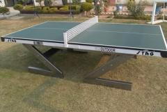 Outdoor Table Tennis Tables, Stag Tempest Ultimate 18