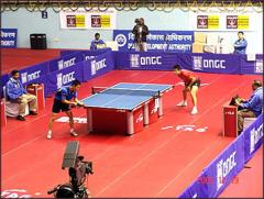 Table Tennis Indoor Flooring