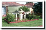 Architectural Features and Garden Art