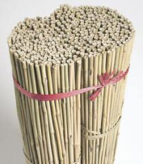 Round Bamboo Canes