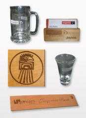 Engraved items