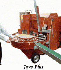 Javo Potting Machines