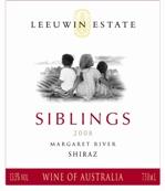 2008 Siblings Shiraz Wine