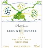 2010 Art Series Riesling Wine