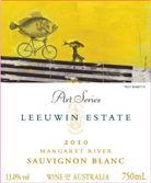 2010 Art Series Sauvignon Blanc Wine
