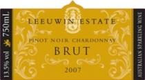 2007 Brut Pinot Noir Chardonnay Wine