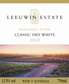 2010 Classic Dry White Wine